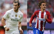 Mourinho: 'Quên Griezmann, Bale đi!'