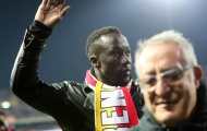 Sagna được giới thiệu như người hùng trong trận đấu của Benevento