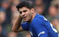 Top 10 tiền đạo 'có cũng như không' ở châu Âu: Chelsea méo mặt vì Morata (Phần 1)