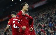 Chấp nhận la ó, Virgil van Dijk quyết cùng Liverpool đánh sập St Mary