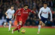 Huyền thoại Liverpool ca ngợi Mohamed Salah đá như Messi