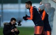 Valverde yêu cầu Luis Suarez cháy hết mình bất chấp thẻ phạt