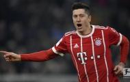 Lewandowski phá kỷ lục, Muller ghi siêu phẩm góc hẹp