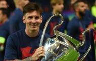 Messi chọn ra 2 đối thủ mạnh nhất tại Champions League