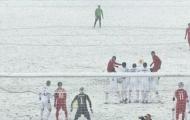 Tiến Dũng tái hiện màn lên giữa sân xem đồng đội ghi bàn