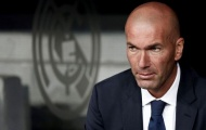 Zidane úp mở danh sách đá chính trước PSG
