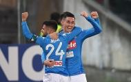 Những đội bóng ấn tượng nhất tuần qua: Napoli và niềm hy vọng của cả Serie A