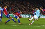 Highlights: Basel 0-4 Man City (Lượt đi vòng 1/8 Champions League)