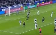 Pha cứu thua không tưởng của Buffon trước pha dứt điểm của Kane