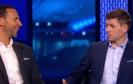"""Vì Harry Kane, Gerrard mắng Ferdinand """"dối trá"""" ngay trên sóng truyền hình"""