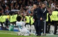 Thêm bằng chứng Marcelo nguyện sống chết vì Zidane