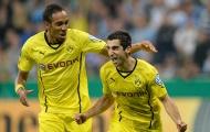10 bộ đội xuất sắc nhất Bundesliga (Phần 2): Arsenal hưởng lợi từ Dortmund