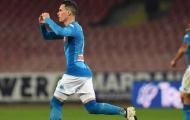 Napoli càng thua đậm, Juventus càng sợ
