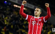 Thiago trở lại, Bayern đã mạnh càng mạnh hơn
