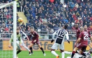 Highlights: Torino 0-1 Juventus (Vòng 25 Serie A)