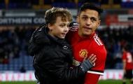 Màn trình diễn của Alexis Sanchez vs Huddersfield