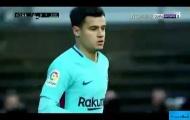 Philippe Coutinho thể hiện ra sao vs Eibar?