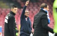 Napoli thiết lập kỷ lục, Sarri vẫn không hài lòng