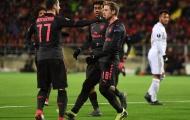 03h05 ngày 23/02, Arsenal vs Ostersunds: Chơi bóng với... 'quân xanh'