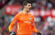 Chelsea vất vả giữ chân Courtois: Nỗ lực cuối cùng