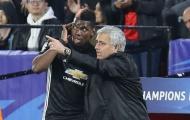 Chỉ là Mourinho đang 'test' Paul Pogba
