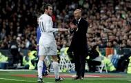 HLV Zidane lên tiếng giữa bão tin đồn Real muốn tống khứ Bale