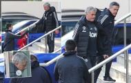 Áp lực bủa vây Mourinho trước đại chiến Chelsea