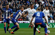 Highlights: Real Madrid 4-0 Alaves (Vòng 25 La Liga)