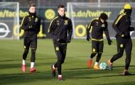 Vỏn vẹn 1 đội Futsal trên sân tập Dortmund