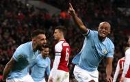 Chấm điểm Man City trận Arsenal: Sự trở lại của 'Gã khổng lồ'