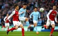 Hủy diệt Arsenal, Pep Guardiola có danh hiệu đầu tiên ở Anh