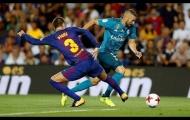 Khả năng rê dắt bóng ấn tượng của Karim Benzema