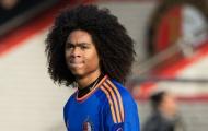 Tahith Chong, Angel Gomes và những 'ngọc thô' hứa hẹn của Man Utd
