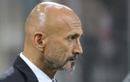 Derby Milano, lời chào đến Spalletti