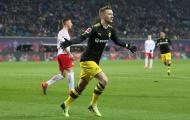 Ghi bàn 3 trận liên tiếp, Reus giúp Dortmund thoát thua