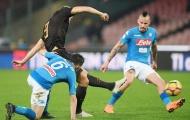 Highlights: Napoli 2-4 AS Roma (Vòng 27 Serie A)