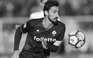 SỐC! Thủ quân Fiorentina qua đời ở tuổi 31