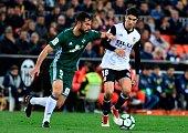 Highlights: Valencia 2-0 Real Betis (Vòng 27 La Liga)