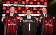 Ông chủ AC Milan tính bán bớt 25% cổ phần