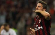 Gattuso tính gây sốc bằng việc kéo Borini về làm hậu vệ