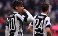 Dybala lập cú đúp, Juventus ngồi chờ tin vui từ Napoli