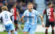 Immobile tỏa sáng cuối trận, nhưng Lazio vẫn chưa biết thắng