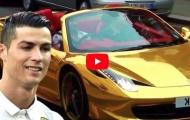 Top 10 siêu xe đắt giá của các sao bóng đá