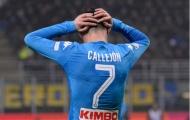 Không thể ghi bàn, Napoli nhường lại ngôi đầu cho Juventus