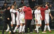 Sau thất bại trước Arsenal, Milan đứng dậy theo cách đầy nghẹt thở