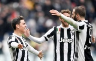 Sau vòng 28 Serie A: Lần đầu cho Juve