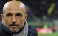Spalletti thừa nhận bản thân hết cách cứu Inter
