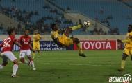 Hàng công vô duyên, FLC Thanh Hóa bị cầm hòa đáng tiếc ở AFC Cup