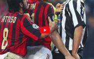 Khoảnh khắc Zlatan Ibrahimovic đối đầu Jaap Stam