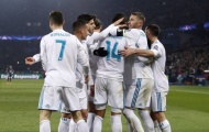 Lý do để tin Real Madrid sẽ vô địch Champions League lần thứ 3 liên tiếp
